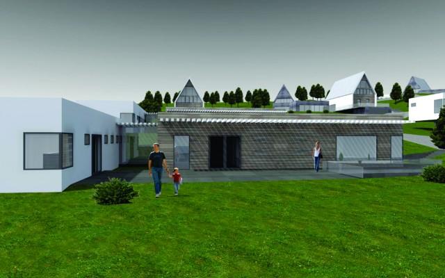 Concept casa de locuit 2013